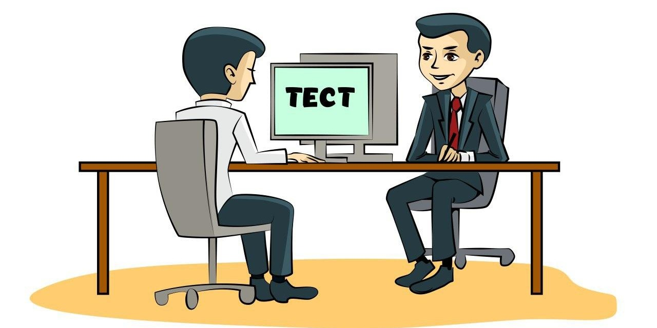 Единое национальное тестирование проходит полностью в электронном формате